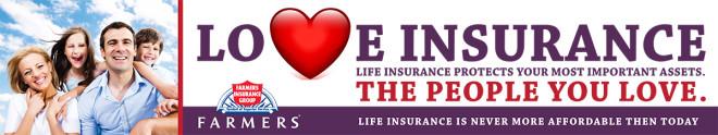 Bleecher Insurance Life Insurance Campaign Banner